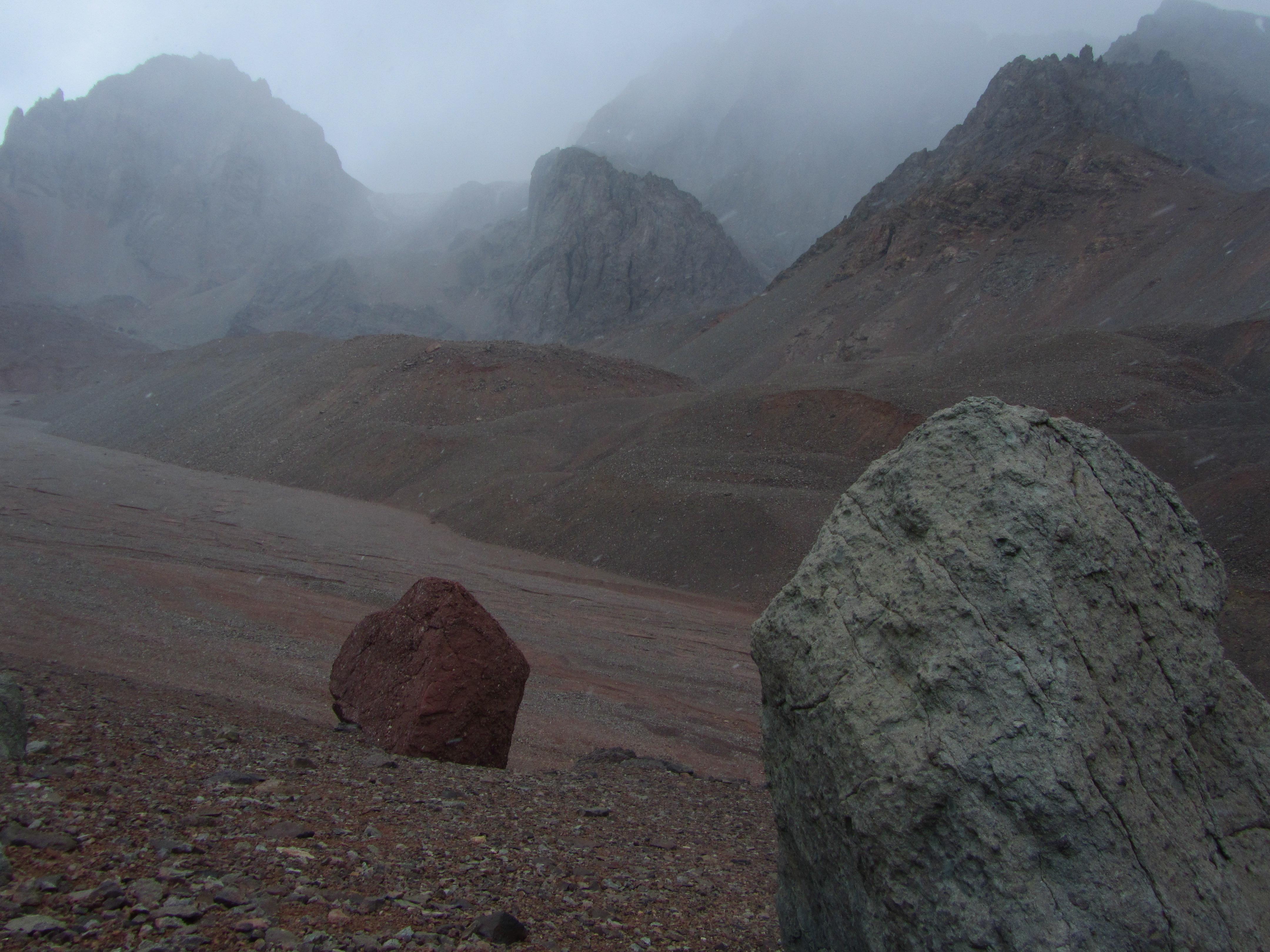 Streifzug durch das Wunderland aus Stein.